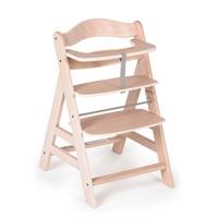Детский стульчик для кормления Alpha (цвет white washed)